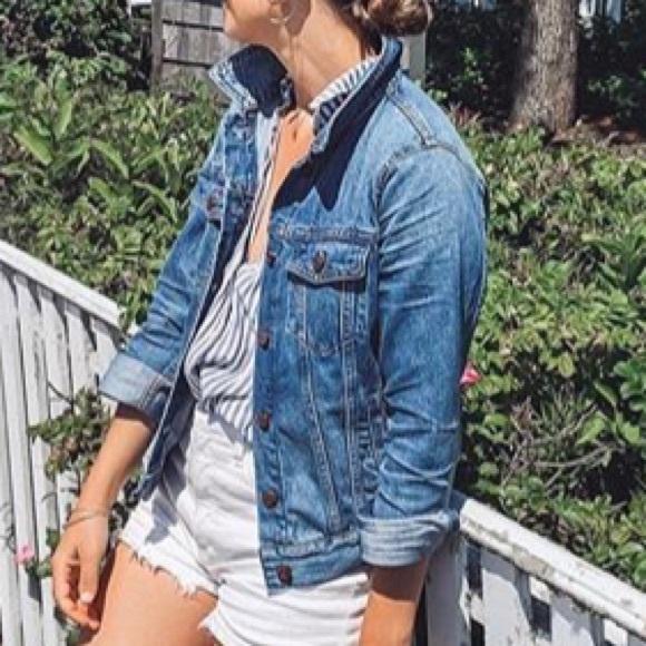 LOFT Jackets & Blazers - LOFT Denim Jacket